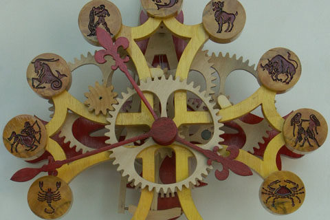 horloge artisanale Occitane