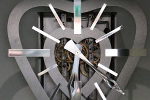 Rénovation horloge comtoise ancienne