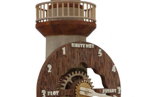 horloge de marée Neptune Belle Ile Dutoya